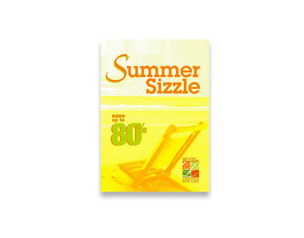 Summer Sizzle Sale